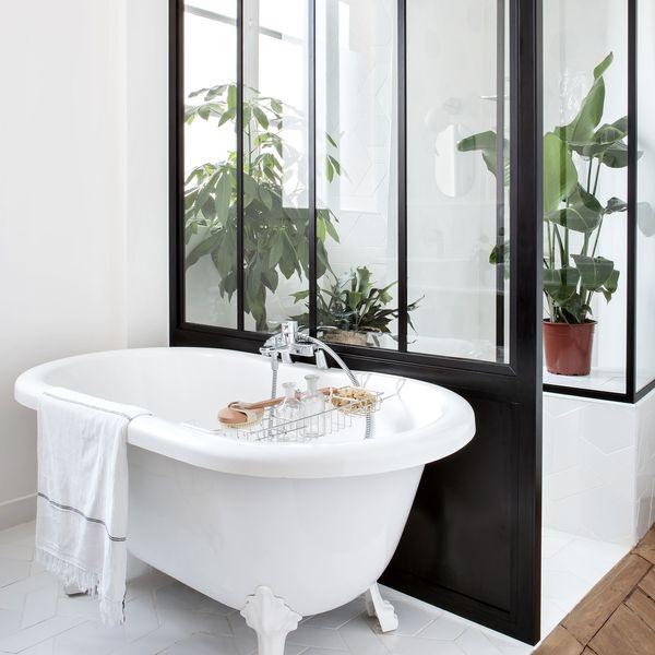 Quelle verrière installer dans une salle de bains ?