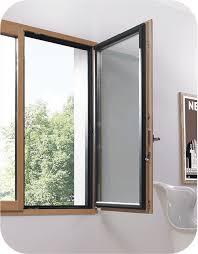 Qu'est ce qu'une fenêtres mixtes bois/alu